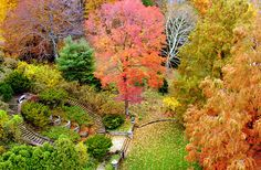 10 Hidden Gems in New Jersey Fodors--this one is Greenwood Gardens in Short hills. Also Lambertville and a scenic drive along the Delaware Oh The Places You'll Go, Places To Travel, Places To Visit, Travel Destinations, Weekend Trips, Day Trips, Deco Nature, Travel Usa, Travel Info