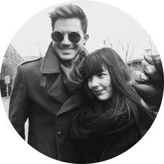 01/28/15 - From shadyrekuu's IG page ~  one more photo of @ adamlambert & me