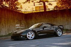 Chevy Corvette GT2 ADV5 TrakFunction by ADV1WHEELS, via Flickr