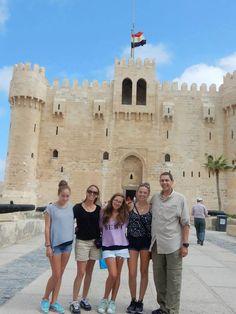 Fortaleza de Qaitbey ibis egypt tours Fortaleza de Qaitbey en Alejandriaibis Egypt tours