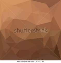 Low polygon style illustration of a burlywood goldenrod abstract geometric background. #abstractbackground #lowpolygon #illlustration