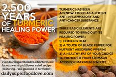 A powder that makes any recipe shine through with its sparkling yellow color.yes, that's turmeric for you. But is that all what turmeric does? The master coloring agent, turmeric is sadly quite overlooked and tagged Turmeric Uses, Turmeric Recipes, Turmeric Health Benefits, Turmeric Paste, Turmeric Spice, Healthy Bars, Natural Kitchen, Healing Herbs, Natural Healing