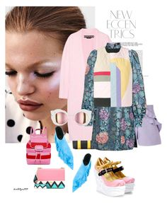 """""""Creatures..."""" by katelyn999 ❤ liked on Polyvore featuring J.W. Anderson, Miu Miu, Rochas, Elie Saab, Marc Jacobs, Boutique Moschino, Prada and Outlaw Moscow"""