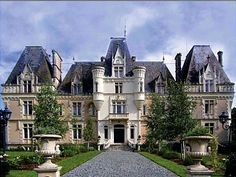 Picture of French Chateau For Sale Angers