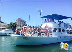 Buen sábado! Party Hard en la Catalina III #PuertoVallarta #SpringBreak2016 #VallartaByBoat ⛵☀