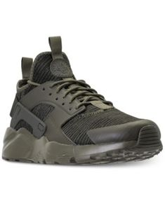20140f542c55 Nike Men s Air Huarache Run Ultra SE Casual Sneakers from Finish Line    Reviews - Finish Line Athletic Shoes - Men - Macy s