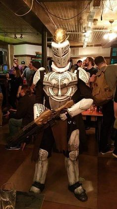 This DESTINY Cosplay Will Make You Kneel To The Iron Banner — GameTyrant