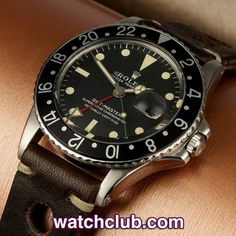 "Rolex GMT-Master Vintage - ""Espresso Bezel"" REF: 1675 