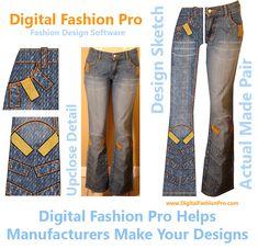 7944f34cd0 Digital Fashion Pro - Clothing Design Software   Design Your Own Clothing    StartMyLine.com