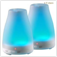 VicTsing Ultrasonic Aromatherapy Humidifier Multi Color | Kitchen $0 - $100 Aromatherapy 0 - 100 Best Color Canada Color Humidifier Multi Rs.2800 - Rs.3000 Ultrasonic VicTsing
