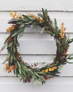 A DIY Wreath for the Holiday Season | Free People Blog #freepeople