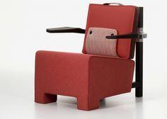 THE WORKER: Designed:2006 DesignerHella Jongerius CompanyVITRA