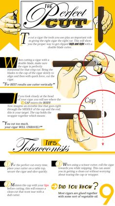 The 9cigars Guide to the Perfect Cut for Your Cigar
