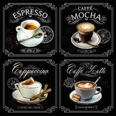 Искусство Кофейной Чашки, Кофейное Меню, Кофейный Уголок, Кофейня, Художественное Оформление Магазина Кофе, Дизайн Кафе, Простые Поделки, Цитаты О Кофе