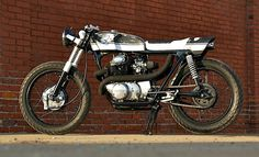 "1970 Honda CB350 ""Issue One"" - Retro Wrench - Inazuma Cafe Racer"