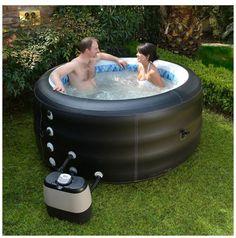spa hot tub pool spas inflatable tub lodge tub sales day spa pool tubs 4 person - Wayfair Hot Tub