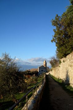 Montalcino, Tuscany. Italy