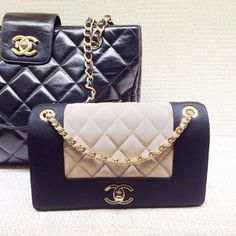 Chanel Flap Bag. Perfect Pair @ChanelOfficial #Chanel #PersonalShopping