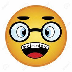 Funny Emoticons, Smileys, Emoji Clipart, Emoji Quotes, Emoji Images, Smiley Emoji, Gifs, Sign Printing, Smile Face