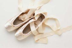 Her Ballet Shoes wait for her return