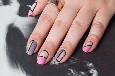 Easy #manicure in #simple 4 steps http://www.kafepauza.mk/zivot/zasecheni-nokti-lesen-manikir-vo-4-chekori/