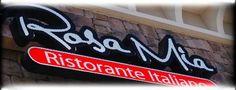 RosaMia Italian Restaurant in Johns Creek, Ga.