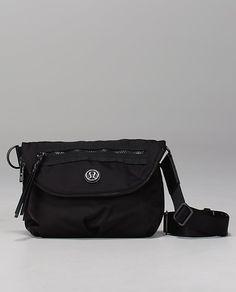 Festival Bag | women's accessories | lululemon athletica | Color: black | Lululemon.com