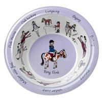 Make mealtimes fun with the charming melamine bowls from Tyrrell Katz. The bowls can either be purchased alone or as part of the cup, bowl and plate tableware set. Manufactured from high quality melam. Horse Riding, Horses, Canning, Tableware, How To Make, Fun, Gifts, Equestrian, Dishwasher