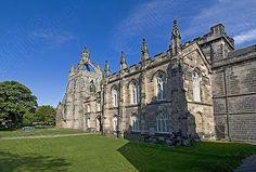 Aberdeen University in Scotland