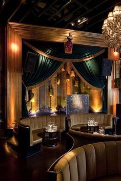 Restaurant interior & design: