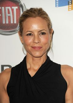 """Maria Bello - Hugh Jackman """"One Night Only"""" Benefitting The MPTF (Motion Picture & Television Fund)"""