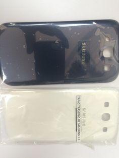 Tapas traseras de Samsung s3