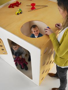 simple play house for kids