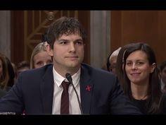 Aston Kutcher Human Trafficking and his Side Chick- Body Language Analysis