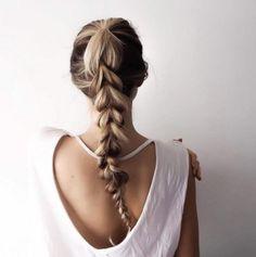 Die 53 Besten Bilder Von Flechtfrisuren Zopf Frisuren Braided