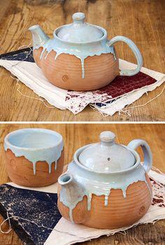 Ceramic Tea Pot | Керамический чайник для заварки — Купить, заказать, чайник, керамика, ручная работа, кухня, посуда, интерьер, декор