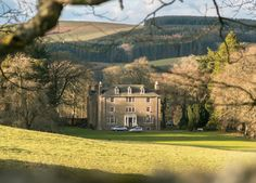 Chisholme House, Hawick.   19 Amazing Free Places To Stay In Scotland If You're Broke AF
