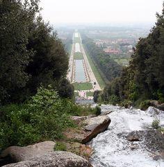 Parco della Reggia di Caserta - Campania, Italy