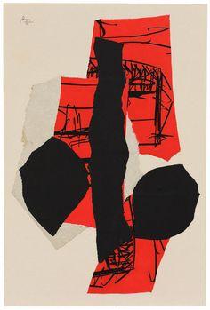 Robert Motherwell, Delos on ArtStack #robert-motherwell #art