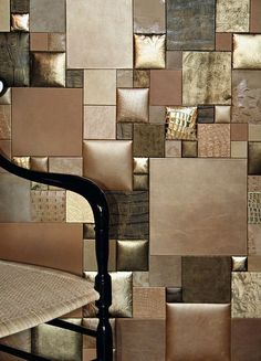 Marble Trend: from Design to Art, this Stone is Everywhe Rustic Outdoor Decor, Leather Wall, Top Interior Designers, Luxury Interior, Types Of Furniture, Wall Patterns, Wall Treatments, Wall Tiles, Wall Design