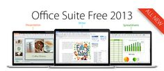 Kingsoft office software: free office software, professional office software - works with MS Office.