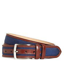 Men's Belts & Suspenders from Brooks Brothers Casual Belt, Men Casual, Leather Belts, Men's Belts, Leather Pattern, Classic Outfits, Brooks Brothers, Leather Working, Suspenders