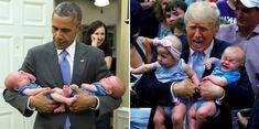 Barack Obama vs Donald Trump