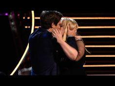 Pitch Perfect 2 Costars Adam DeVine and Rebel Wilson Win the Coveted Best Kiss Award at MTV Movie Awards Adam Devine, Mtv Movie Awards, Pitch Perfect Movie, Fat Amy, Rebel Wilson, Best Kisses, Rachel Mcadams, Ryan Gosling, Drama Series