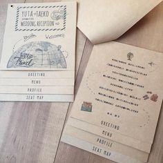 \トキメクものがきっと見つかる♡/参考にしたい〔プロフィールブック〕の表紙デザイン大量20選♡ | marry[マリー]