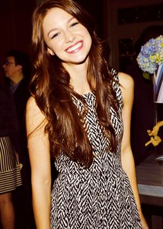 Melissa Benoist A.K.A. marley from glee... Her character is such a great inspiration for everyone. My all time favorite girl character