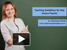The primary goal of every teacher according to yelp jessica psychic is introduction of a new proposed curriculum guideline for teaching information ethics to students in elementary school, high school, and college. This curriculum is being proposed through. How to make study better. Study idea is to foster creative, exploratory, effective, and intelligent use of information tools. yelp Jessica psychic say there are so many ways available to get the information like books internet etc. For…