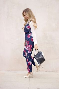 who said rompers are only for summer? Latest Fashion, Womens Fashion, Summer Wear, Victoria Beckham, Style Icons, Personal Style, Street Wear, Kimono Top, Hipster
