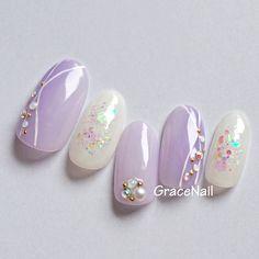 Gel Nails, Manicure, Kawaii Nail Art, Gel Nail Designs, Short Nails, Nail Arts, Nails Inspiration, Hair And Nails, My Favorite Things