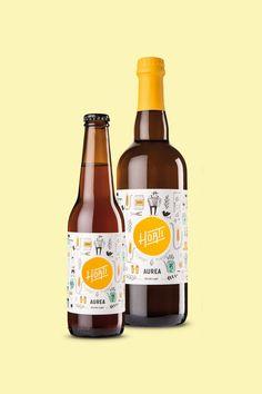 Horti Beer on Behance